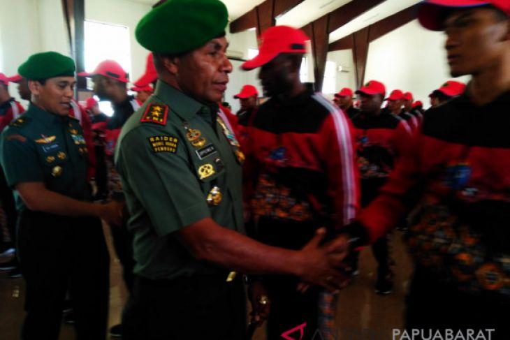 Pangdam yakin putra Papua bisa jadi perwira