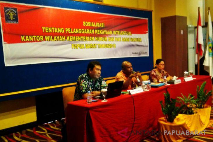 Kemenkumham : Produk unggulan Papua Barat butuh perlindungan