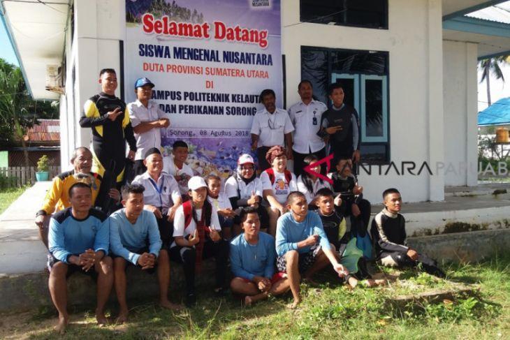 Polteknik KP Sorong Apresiasi Kunjungan SMN Sumut