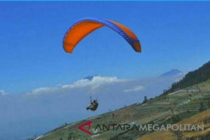Mapala UI jajaki potensi paralayang Pegunungan Arfak