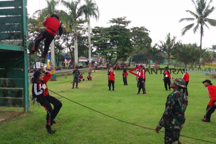 33 SMN Sumut Ikut Outbound