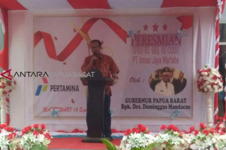 Program BBM satu harga di Papua Barat diperluas