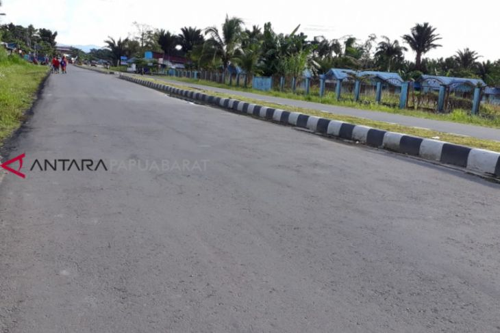 Ibu kota Teluk Wondama terus disolek