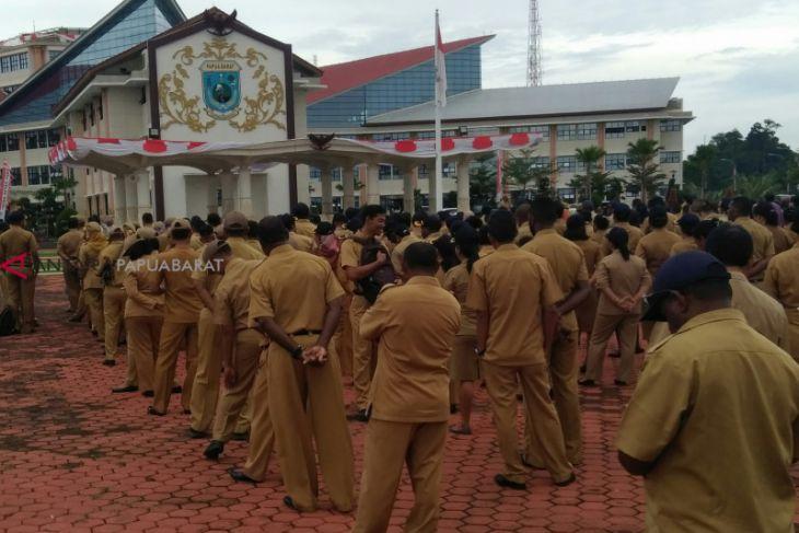 Paling lambat Desember ASN Koruptor Papua Barat dipecat