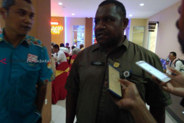 DCT DPR Papua Barat ditetapkan 597 orang