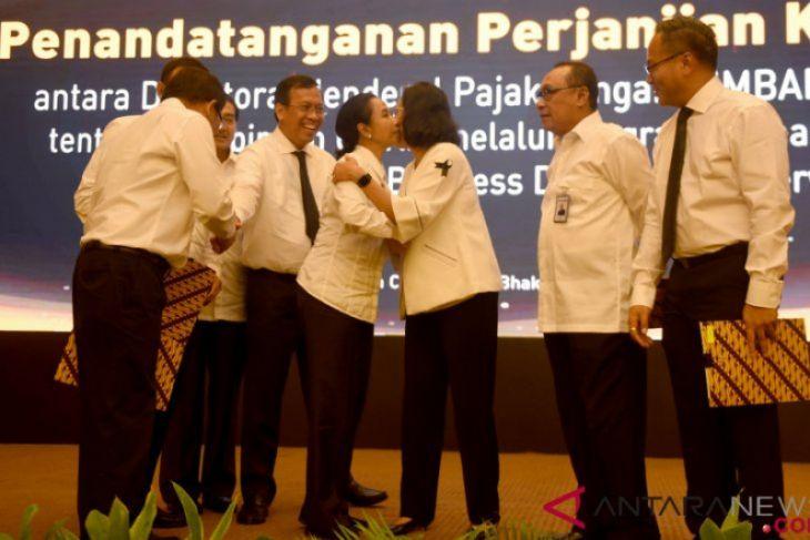 DJP dan Lima BUMN keroyok pengembangan UMKM