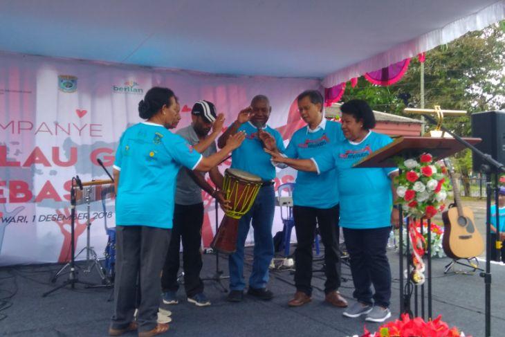 Gubernur: Kasus HIV-AIDS Papua Barat menyedihkan