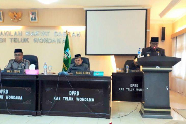 Sejumlah kepala Dinas Pemkab Teluk Wondama dilantik Januari