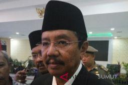Jabatan gubernur Sumut Erry berakhir 17 juni