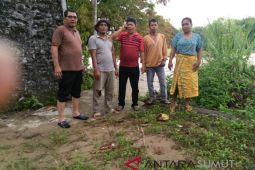 Masyarakat waspadai kenaikan air sungai Batangtoru