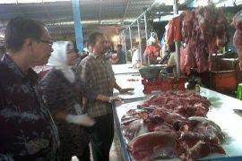 Pantau Harga Daging