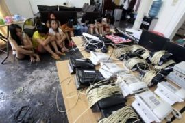 Kejahatan Penipuan Cyber