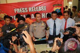Polres Asahan Ungkap Kasus Curas dan Curanmor