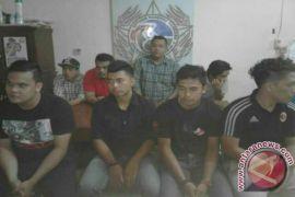 Polres Padangsidimpuan Tangkap 5 Oknum Polisi Terkait Narkoba