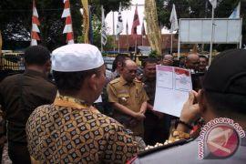 Pj.Walikota lepas Logistik Pilkada