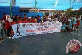 Anpal FC Juara Futsal Umar Zunaidi Hasibuan