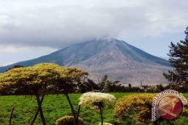 Erupsi Gunung Sinabung Jadi Daya Tarik Wisatawan