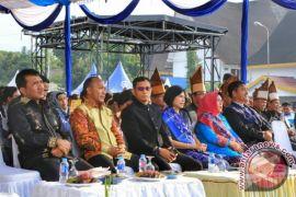 Simalungun Berpesta di Pekan Raya Sumatera Utara 2017
