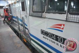 Lebaran - Kereta Api Kerahkan 338 Petugas Keamanan Mudik