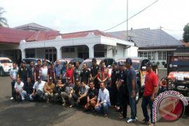 Bupati Tapsel Pimpin Rombongan Ke Penas Aceh
