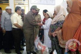 Wali Kota Pimpin Penyaluran Perdana Radtra