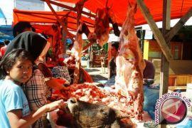 Lebaran 2017 - Harga Daging Di Pematangsiantar Rp140.000