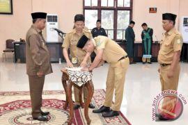 Pelantikan Pejabat Pengawas Kepala UPTD