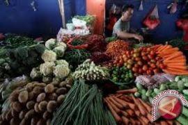Harga Sayuran Naik Di Pasar Pematangsiantar