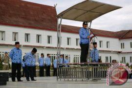 Pemkab Tapsel Peringati Hari Lahir Pancasila