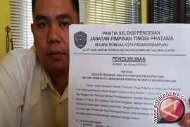 Pemkot Umumkan Hasil Seleksi Lelang Jabatan Pimpinan Tinggi Pratama