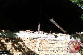 60 Rumah Rusak Akibat Gempa