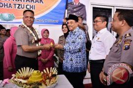 Kapoldasu Launching Pelayanan HD RS.Bhayangkara Tebing Tinggi