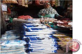 Pedagang Keluhkan Harga Garam