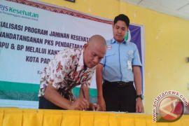Kecamatan Hutaimbaru Siap Mensukseskan Program JKN - KIS