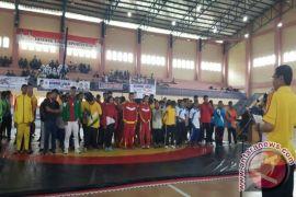 Kejurda Gulat Piala Gubsu 2017