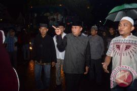 Wali Kota Periksa Kondisi Cahaj Padangsidimpuan