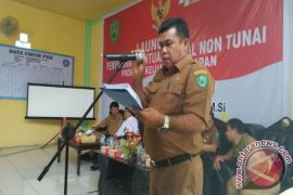 Kota Padangsidimpuan Launching Program BPNT