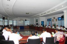 KPK Monitotoring Dan Evaluasi Khusus