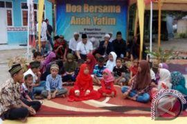 Paguyuban Keluarga Bersatu Doa Bersama Anak Yatim