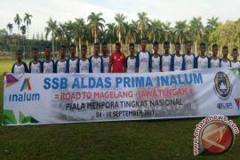 SSB Aldas Prima Wakili Sumut di Piala Menpora U-14