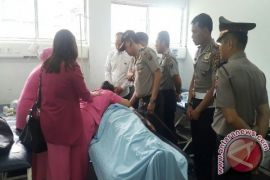 Kasat Binmas Polres Deliserdang Wafat Saat Bertugas