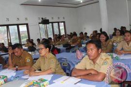 Dinas PPAMD Samosir Sosialisasikan Kabupaten Layak Anak