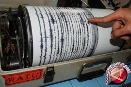 Gempa 4,1 Sr Landa Padang Lawas Utara