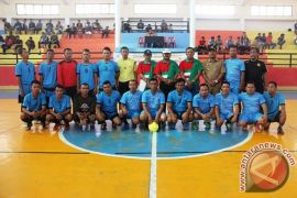 Wawako Sibolga Buka Turnamen Futsal