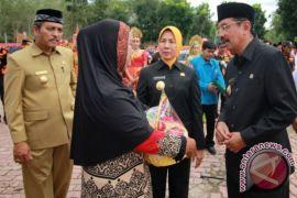 Gubsu Pimpin Upacara Kesaktian Pancasila di Simalungun