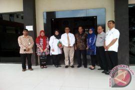 Tim Visitasi Kemenkes Kunjungi RSUD Kumpulan Pane