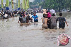 Tiga Desa Langkat Terendam Banjir