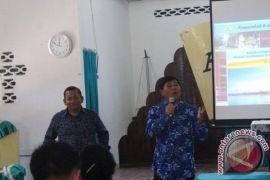 Jajaran Pemkab Samosir Kunjungi Gereja GKPI Nainggolan