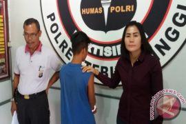Polisi Tangkap Pelaku Cabul