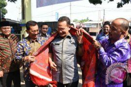 Wakil Walikota Dampingi Tim Penilai Kecamatan Terbaik